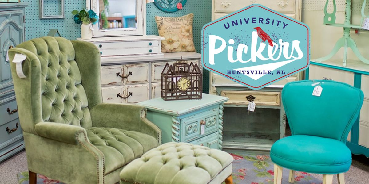 University Pickers Alabama S Premiere Vintage Goods Store