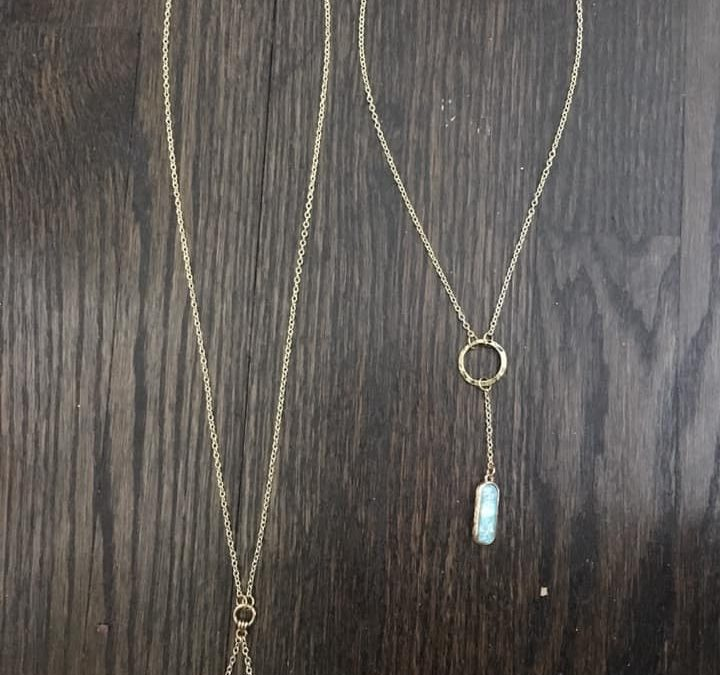 Necklace Making Class Hosted By Beth Essner