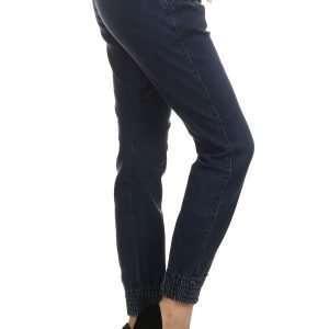 Jogger Style Denim Pants
