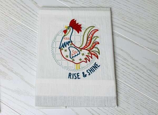 Snarky Tea Towel Gift idea