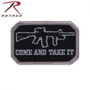 Come and Take It Velcro Patch