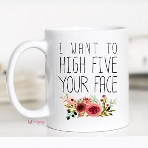 High five your face