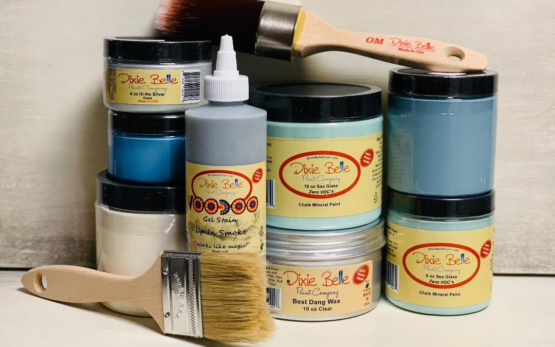 Dixie Belle Paint Workshop