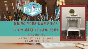 Make if Fabulous paint class