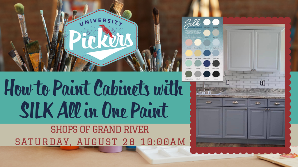 How to Paint Cabinets Workshop